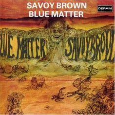 savoy brown album covers