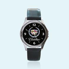 Cadillac Car America Round Metal Watch by sadamtololsain on Etsy, $13.00