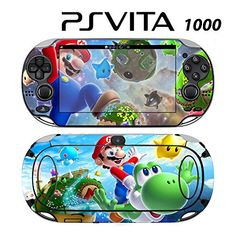 Faceplates, Decals & Stickers Open-Minded Skin Decal Sticker For Ps Vita Original Pch-1000 Series Love Live 10 Design+gift Video Game Accessories