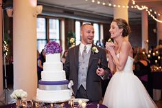 Denise & Adam at Windows on Washington | Saint Louis Wedding Photography » Bliss Eleven Studio. Makes one feel like we were really there !!
