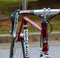 Why change something that's already perfect? Colnago Master - a classic! Velo Vintage, Vintage Bicycles, Retro Bike, Road Bike Women, Bike Reviews, Bike Art, Classic Bikes, Bicycle Design, Road Bikes
