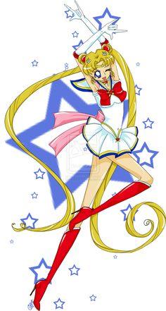Sailor Moon by SiriouslySiris on deviantART