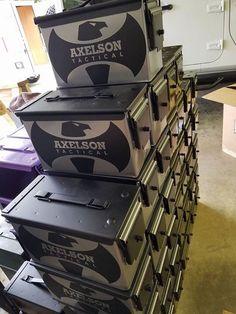Custom gun cases www.thecanmanguncases.com
