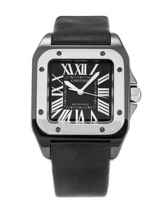 757a3264953 CARTIER W2020008 SANTOS 100 UNISEX WATCH