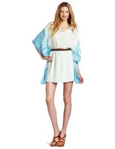 Gypsy 05 Women's Addie Tie Dye V-Neck Poncho « Clothing Adds Anytime