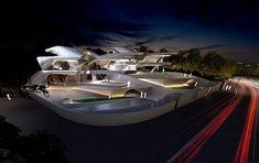 WEB LUXO - Imóveis de luxo: Projetos arquitetônicos milionários em moradias de luxo