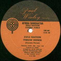 Zulu Nation - Amplification