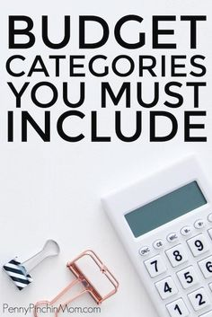 When you review your monthly budget, you need to make sure that you have all of the right categories. If you are a budget beginner, then you really must check this out so you don't leave anything off yours! Budgeting Finances, Budgeting Tips, Best Money Saving Tips, Saving Money, Budget Forms, Monthly Budget, Sample Budget, Budget Planner, Living On A Budget