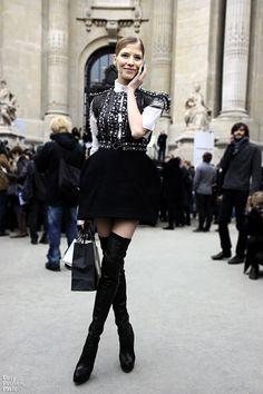 Fashion Week - Paris