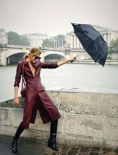Elle Spain September 2016 - Alina Baikova - Riccardo Tinelli