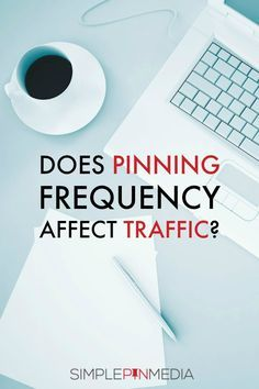 Does pinning frequency affect traffic? The answer always seems to be pin more pins when traffic is down. But does it always solve the problem? I compared 10 pins per day with 20 pins per day. The results may surprise you. Simple Pin Media | Pinterest Marketing & Management