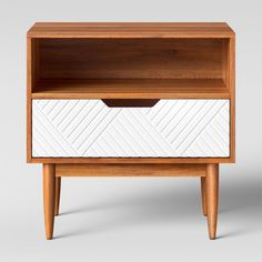 Interior Design For Living Room Brown Nightstands, White Nightstand, Dressers, White Bedroom Furniture, Kitchen Furniture, Cheap Furniture, Furniture Logo, Small Furniture, Product Design