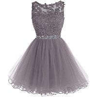 Minikleid langarm Gr 44 46 weinrot Jerseykleid Zierriegel Shirt-Kleid
