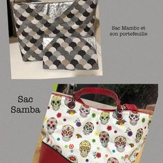 Valérie Daumergue sur Instagram: Swap de Noël de Sacotin, j'ai fait le Mambo et j'ai reçu le Samba! Ces échanges sont extraordinaires... quel régal de déballer ce colis…
