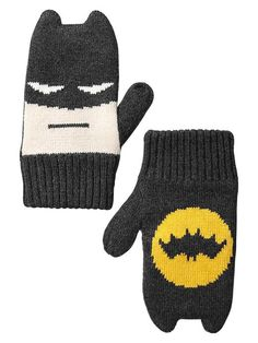 Gap | Junk Food&#153 superhero mittens