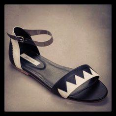 Geometri sandal