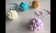 방울뜨기~~보빌이나 가방포인트로 ^^ 가방 모양뜨는방법 링크해요~ : 네이버 블로그 Crochet Ball, Crochet Diy, Crochet Motifs, Crochet Amigurumi, Crochet Stitches, Crochet Patterns, Yarn Projects, Crochet Projects, Techniques Couture