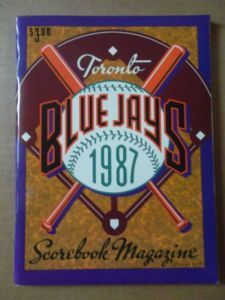 Major League Baseball Programs - Adanac Antiques & Collectibles