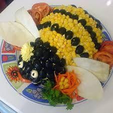 Секреты украшения новогодних салатов: декора много не бывает | La-Minute