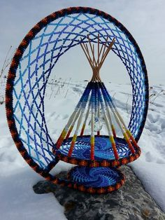 40 stunning dream catcher ideas to get only pleasant dreams – Artofit Native American Crafts, Native American Beadwork, Indian Beadwork, Los Dreamcatchers, Dream Catcher Craft, Making Dream Catchers, Beautiful Dream Catchers, Medicine Wheel, Nativity Crafts