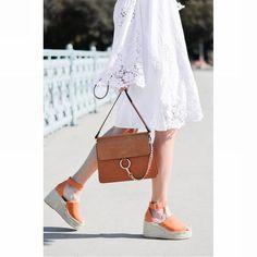 HENRY Leather And Suede Platform Espadrilles Wedges Sandals