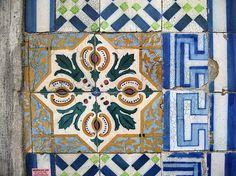 gorgeous Portugese tiling