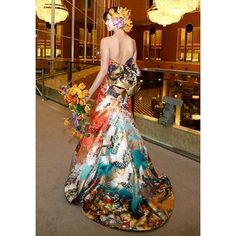 ドレス 着物 リフォームに関連した画像-09