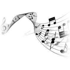 musical notes ❤ liked on Polyvore