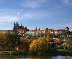 Castelo de Praga, República Tcheca.