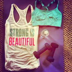 workout clothes | Tumblr
