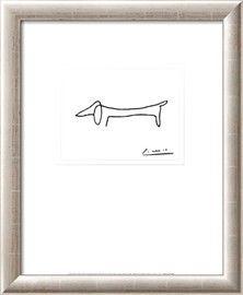 Hunden Posters af Pablo Picasso på AllPosters.dk
