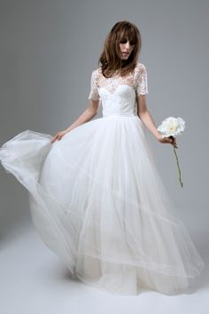 Halfpenny London 2016 Bridal Collection - Created and Crafted With Love, in England | Love My Dress® UK Wedding Blog