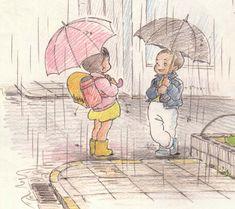 Flooby Nooby: The Art of Studio Ghibli - Part 1 Hayao Miyazaki, Totoro, Yoshifumi Kondo, Character Concept, Concept Art, Manga Art, Anime Art, Japon Tokyo, Studio Ghibli Art