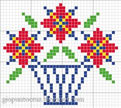 floral cross-stitch samplers - Google Search