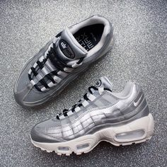 Sneakers femme - Nike Air Max 95 HTM (©misskleckley)