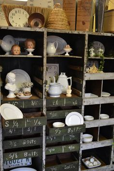 industrial shop cabinet - featured on Living Vintage's Friday Favorites.  Come on over and see what else we picked this week!