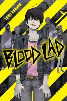 Blood Lad 1--The vampire Staz is one of the most powerful district bosses in the demon world. But secretly, the fearsome Staz is obsessed with human culture, especially video games, manga, and everything that comes from Japan! When a Japanese girl wanders into the demon world, Staz can't wait to meet the human and learn everything he can about her world. Unfortunately, before he's able to ask her anything, the girl is killed by one of his would-be usurpers, leaving just her bare soul behind.