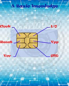 A Basic knowledge about the Sim Card - Electricidad - Electronics Projects, Electronic Circuit Projects, Electrical Projects, Electronics Components, Electronic Engineering, Electrical Engineering, Electronics Gadgets, Technology Gadgets, Electronic Cards