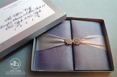 This is one of my favorite luxury wedding invitations that we, at Lela New York  have created! I know, I say that a lot, but this wedding in...