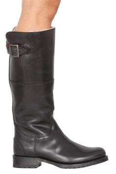 Koolaburra Amylee Riding Boot in Black