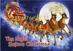 Review This!: The Night Before Christmas Book Review