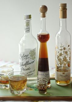 Immortalizing Spring ~ Homemade Violet Elixir Recipe on Dandelion Revolution Blog