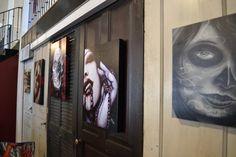 Inside Iron Art Collective Tattoo Shop.  www.ironartcollective.com
