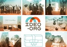 IDEO work on Social Innovation by Design: projects and methods
