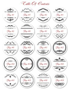 11 Free Printable Label Design Template Images - Printable Round Label Template, Free Printable Food Label Templates and Free Printable Pantry Labels Circle Labels, Round Labels, Free Label Templates, Labels Free, Blank Labels, Mailing Labels, Design Templates, Printable Labels, Free Printables