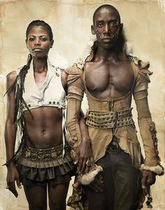 African Steampunk