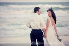 I want to take wedding photos on the beach someday. <3