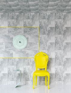 JD Carrara Marble Wallpaper Shadow