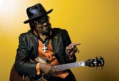 Chuck Brown, who mixed funk, soul and Latin styles to help create the upbeat go-go scene in Washington DC in the 1970s, has died at 75