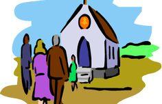 le gusta ir a la iglesia